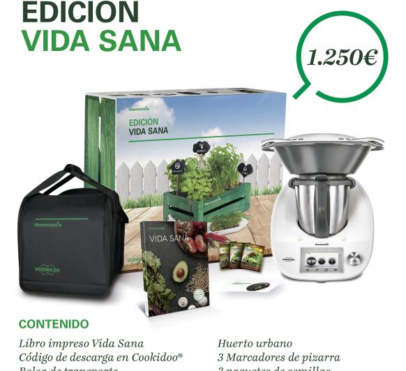 EDICIÓ VIDA SANA