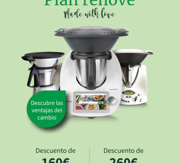 PLAN RENOVÉ DE Thermomix®