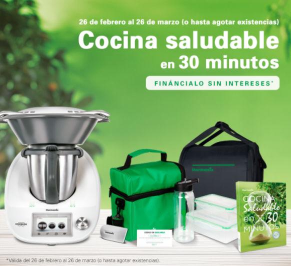 edición cocina Thermomix® saludable financiacion 0%