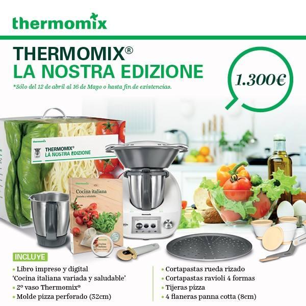 La Nostra Edizione de Thermomix®