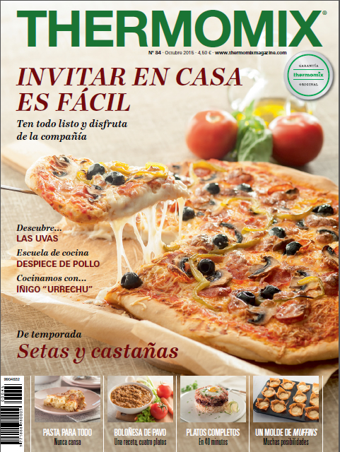 NOVA REVISTA Thermomix® / NUEVA REVISTA Thermomix®