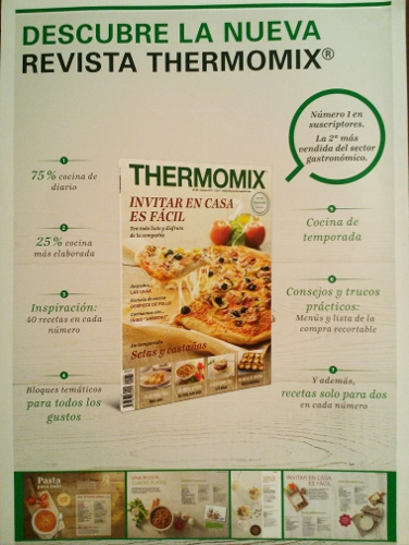 NUEVA REVISTA THERMIMIX