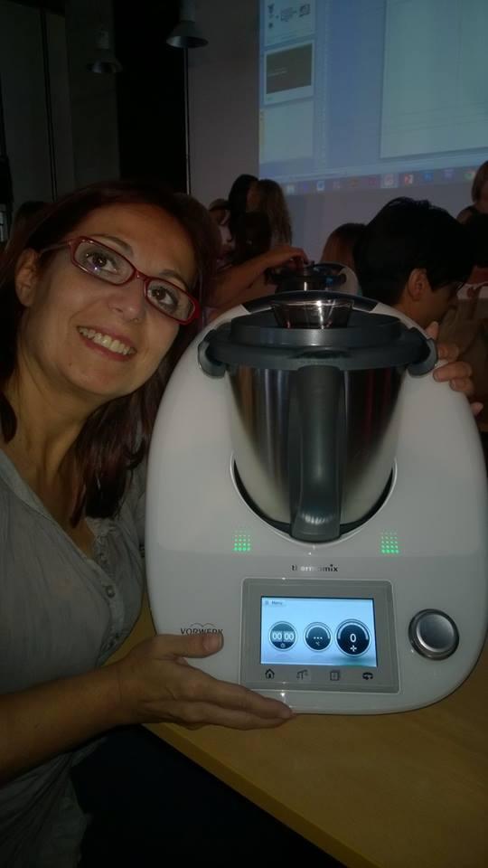 TM-5 La Cocina del futuro en el presente