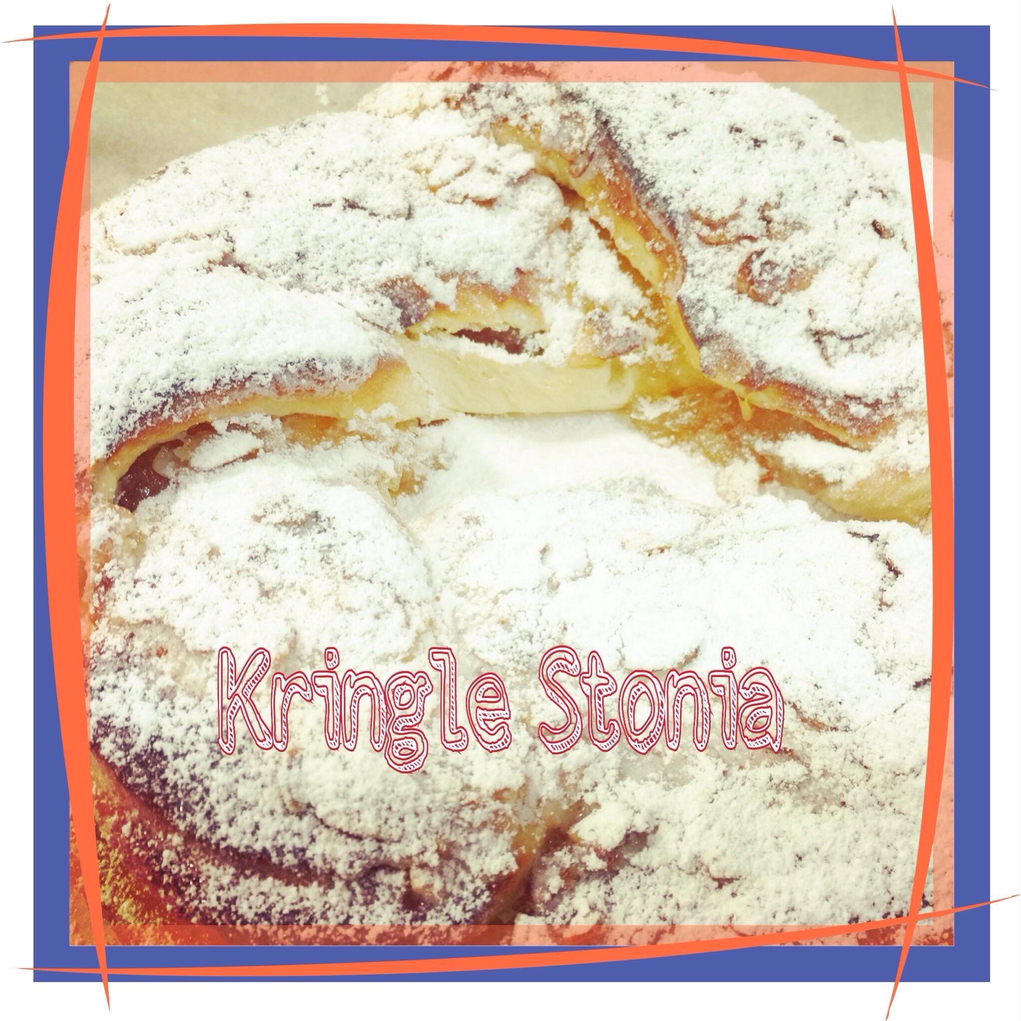Kringle de Cabello de Ángel