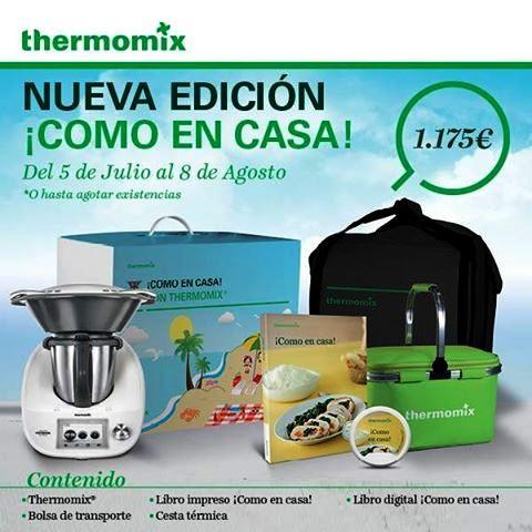 EDICIÓN COMO EN CASA CON Thermomix®
