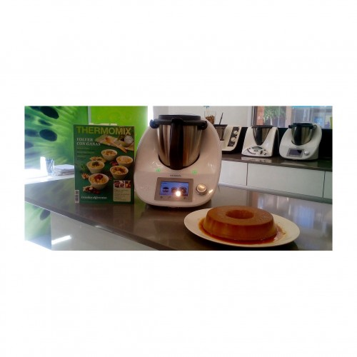 FLAN DE CAFÉ CON LICOR EN Thermomix®