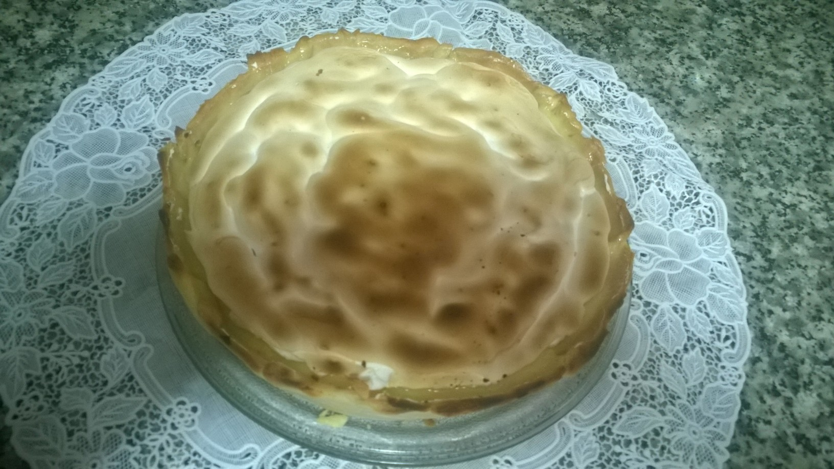 LEMON PIE EXPRES CON Thermomix® .TM 5-TM 31