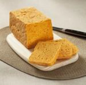 Pan de molde de piquillos