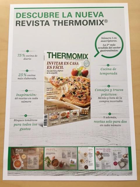 PROMOCIÓ DE LA REVISTA Thermomix®