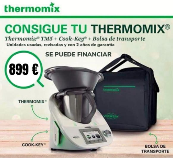 Promoción Thermomix® estrenados