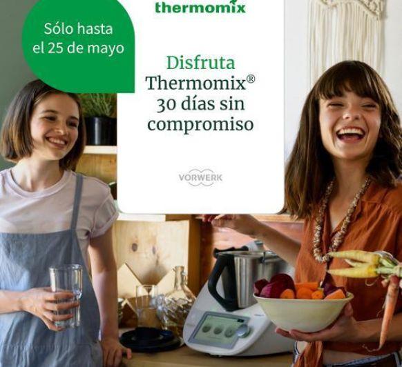 Prova Thermomix® 30 dies sense compromís