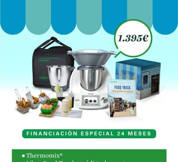 CAMPAÑA SIN INTERESES Y NUEVA EDICIÓN FOOD-TRUCK Thermomix®