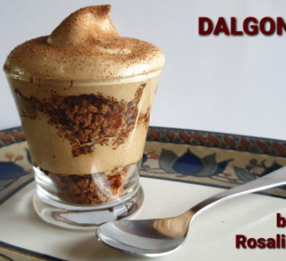 CAFE DALGONA (O ESPUMA DE CAFÉ) A MI MANERA