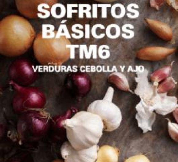 Sofritos basicos TM6