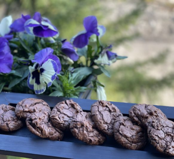 Galetes de xocolata / galletas de chocolate