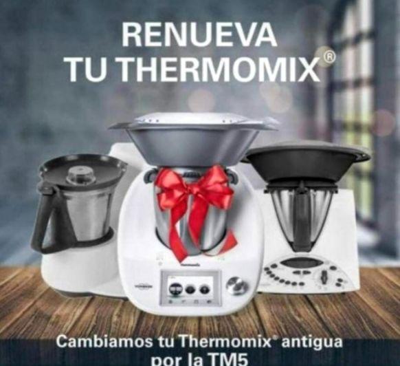 PLAN RENOVE DE Thermomix® , PARA LOS MODELOS TM31, TM21 y 3300
