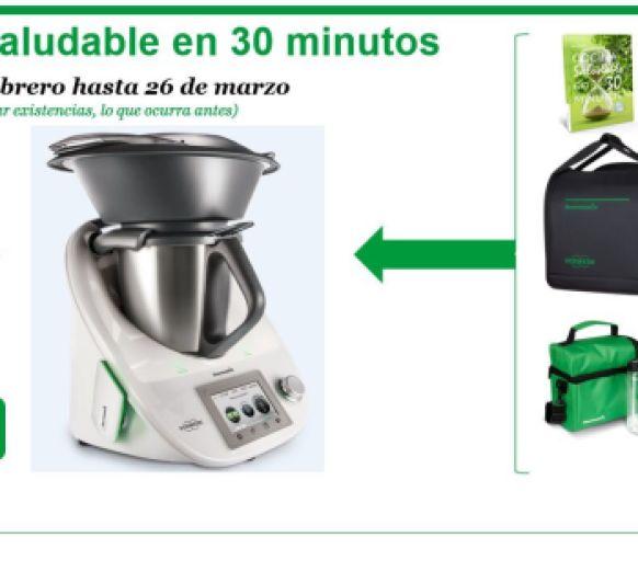 Edición COCINA SALUDABLE EN 30 MINUTOS