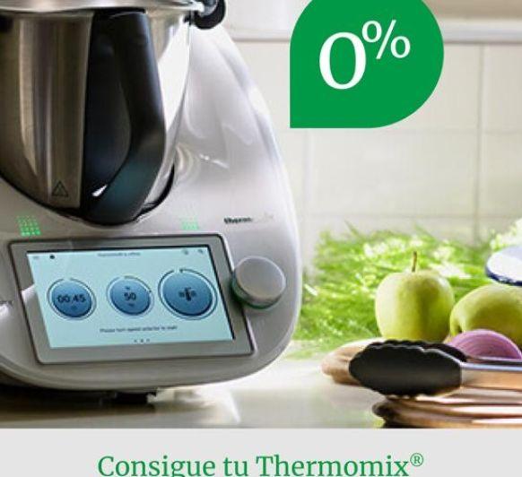 No tens temps per cuinar? El Thermomix® t´ho posa fàcil....