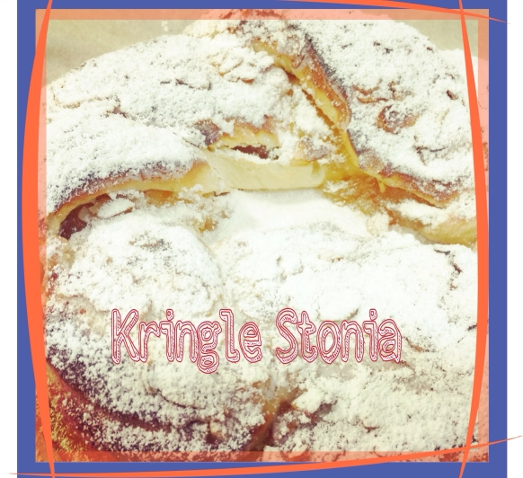 Kringle de Cabello de Ángel