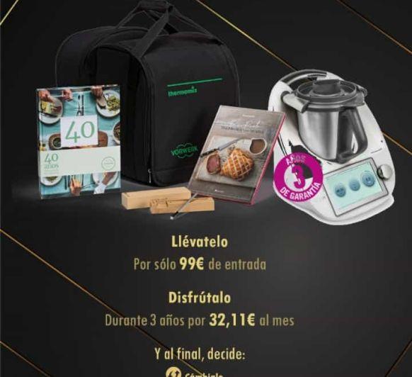40 ANIVERSARIO DE Thermomix® ! SORTEO DE UNA TM6 DIARIO!