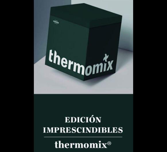 EDICIÓN IMPRESCINDIBLES Thermomix® ️