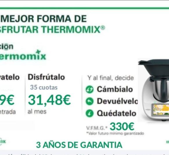 Edición opción Thermomix®